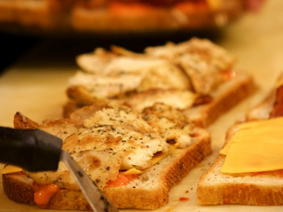 Marinated Chicken... delicious!