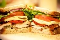 Now thats a chicken sandwich...